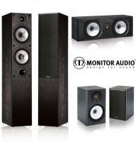MONITOR AUDIO MR4+MR1+MRCenter